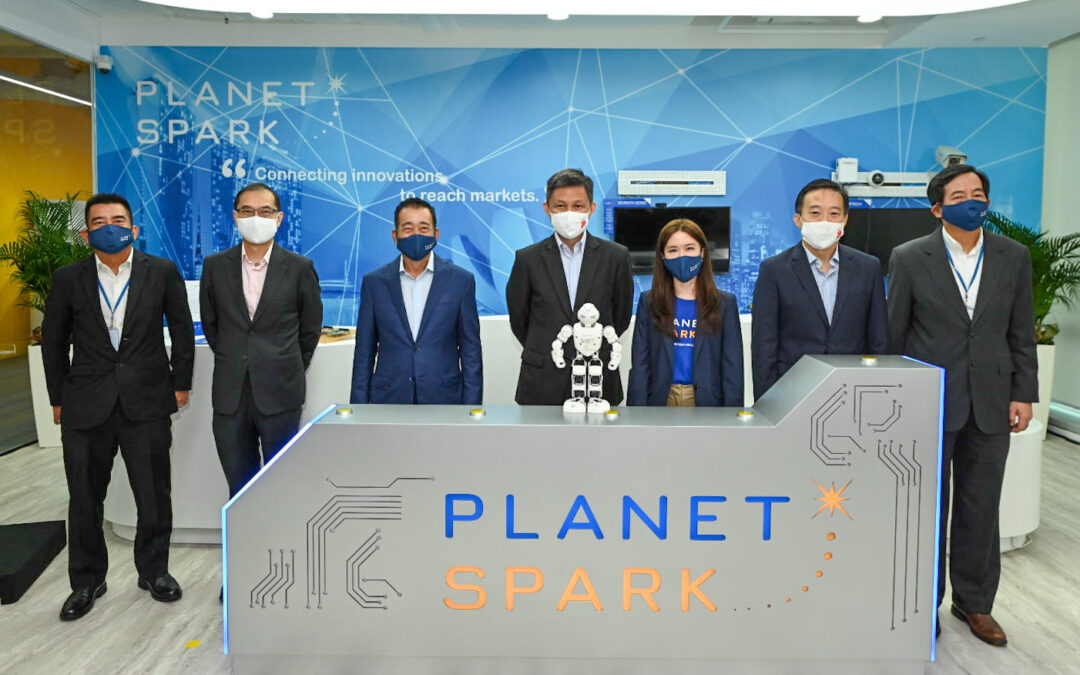 PlanetSpark Innovation Centre, First Hardware-targeted Accelerator for AIoT Innovations Led by Singapore Company, Launches to Enable Tech Startups Achieve Market Deployment